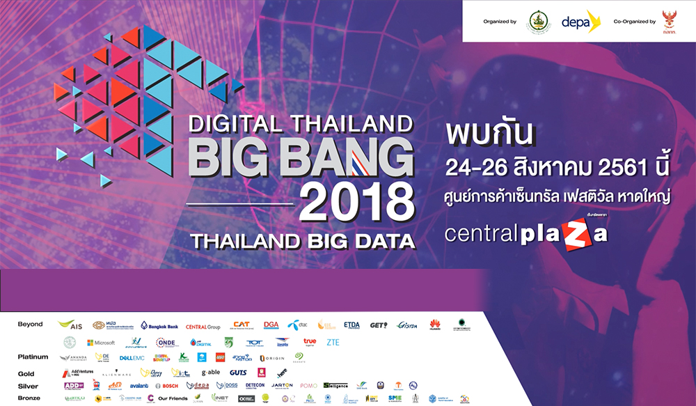 Thailand Digital bigbang หาดใหญ่