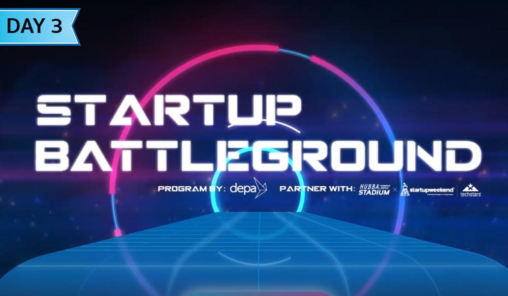 Startup Battleground | Day3