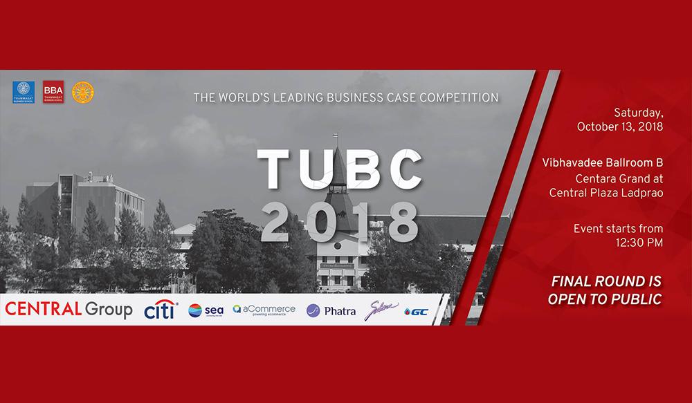 TUBC 2018