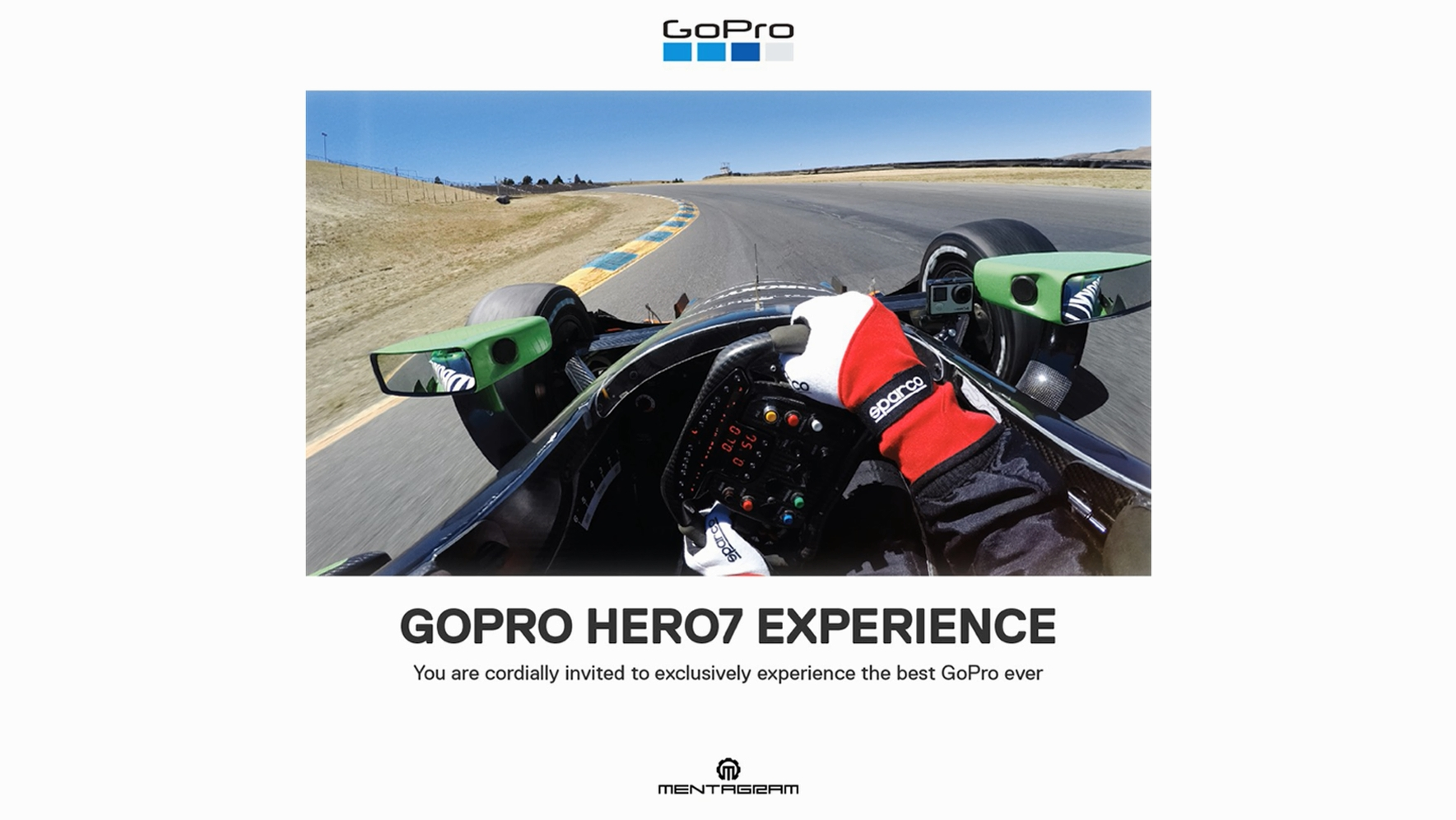 GOPRO HERO EXCLUSIVELY EXPERIENCE