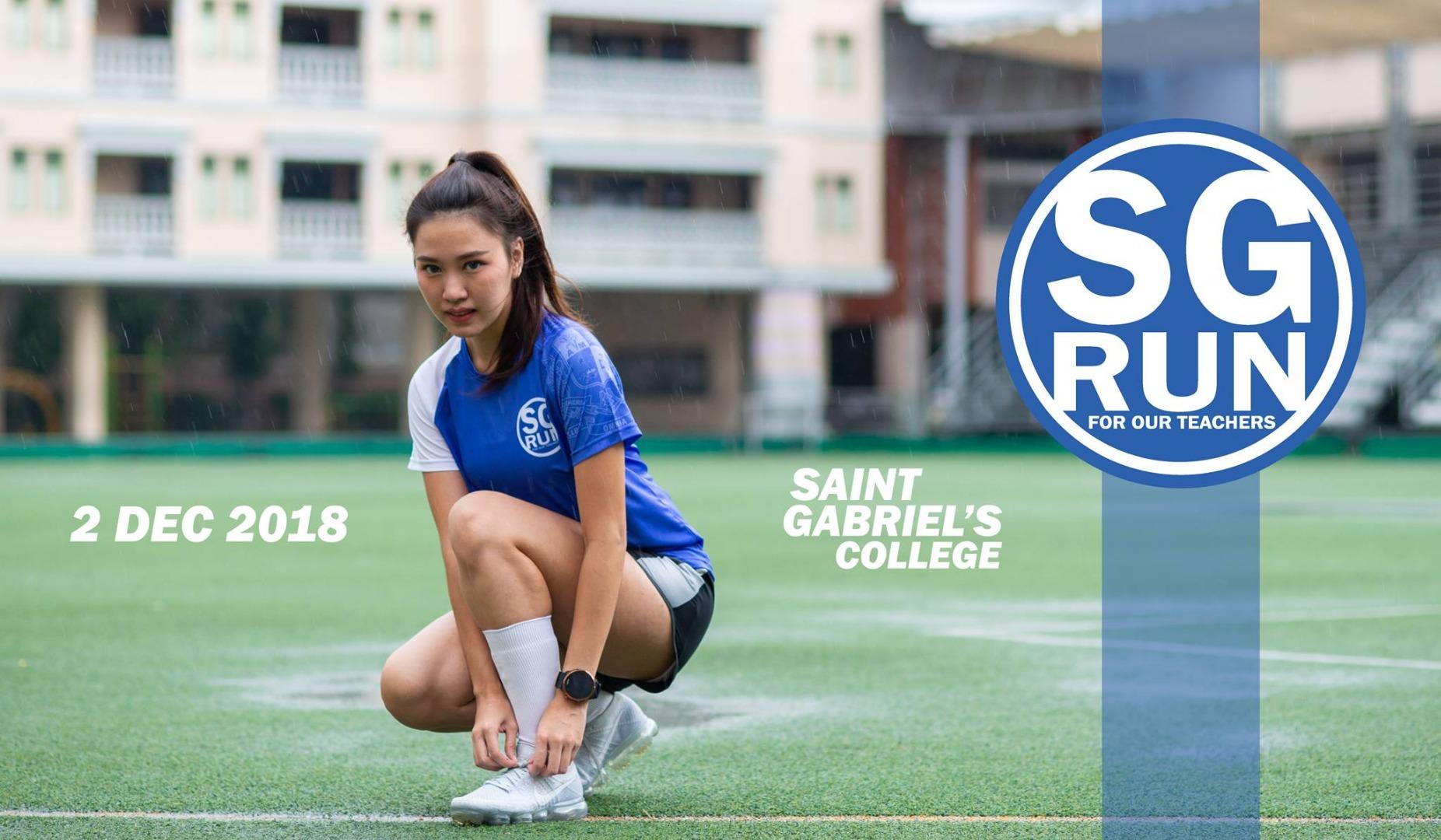 SG Run PRESS CONFERENCE