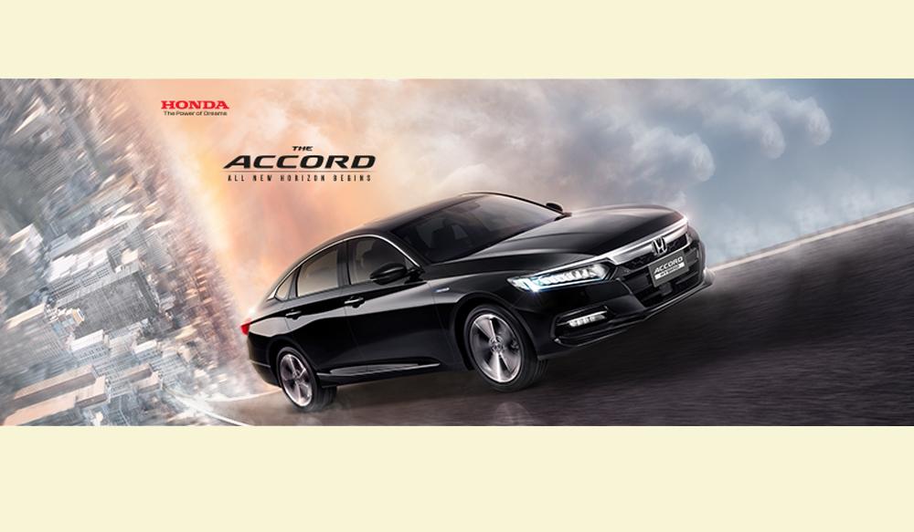 Honda Accord Grand Opening