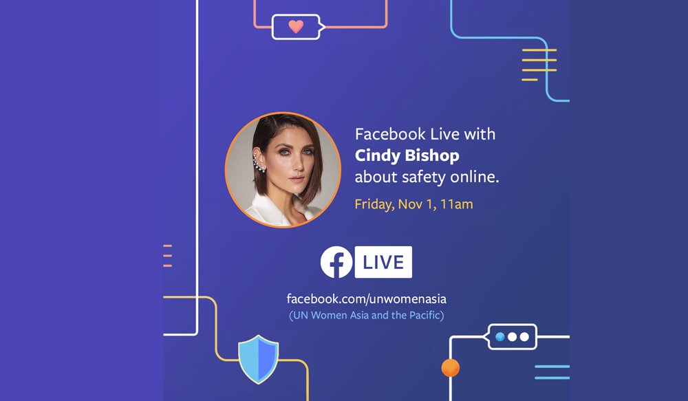 Facebook talk at Facebook office Thailand