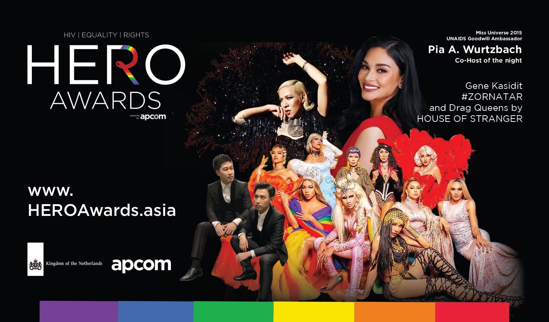 APCOM's 3rd HERO Awards 2019