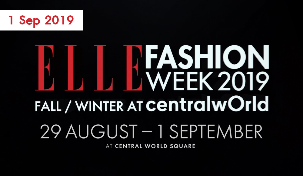 DAY 4 | ELLE FASHION WEEK 2019