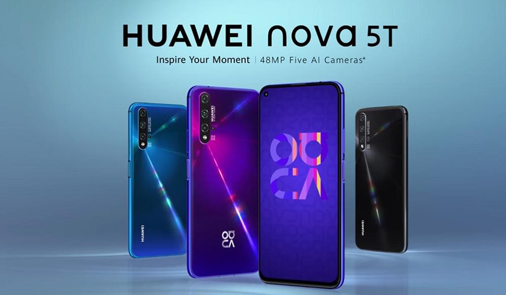 Grand opening Huawei Nova ST