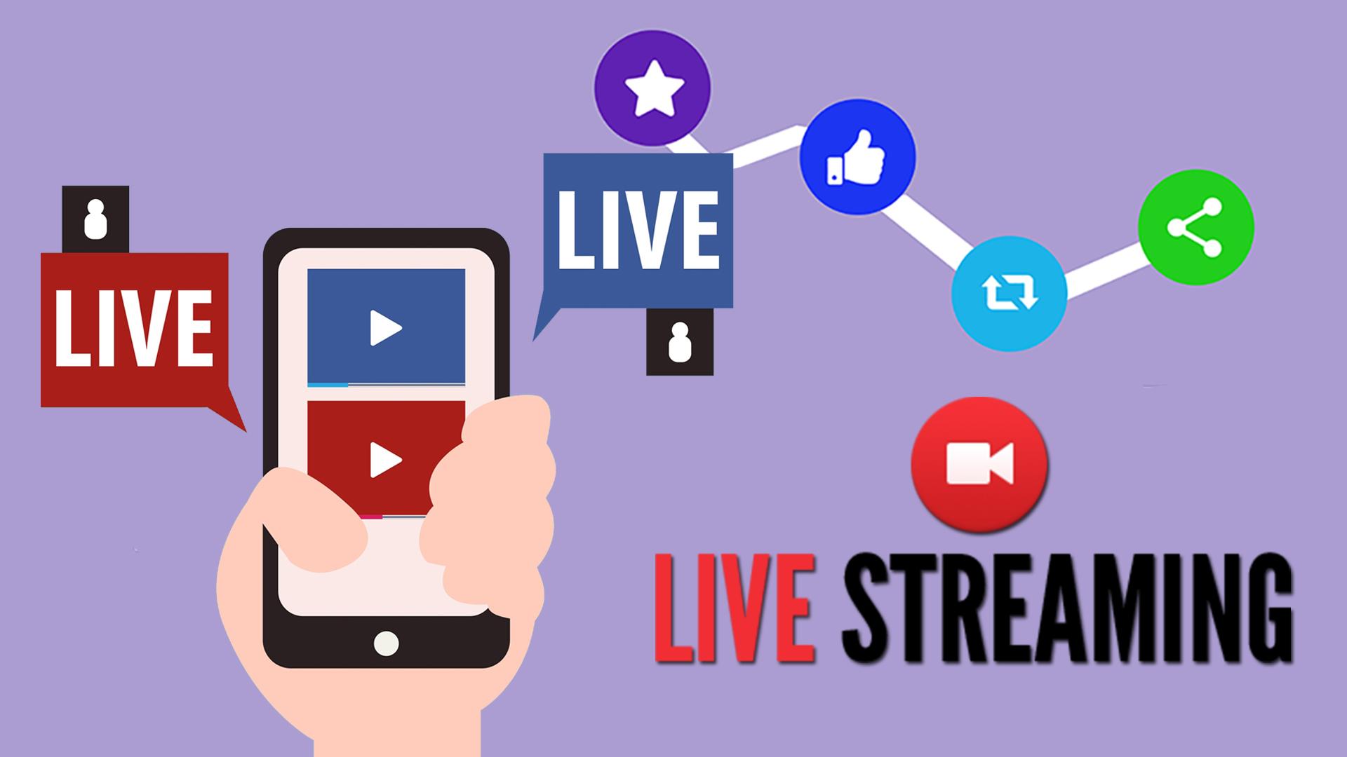 Live Stream เป็นอีกหนึ่งช่องทางที่นักการตลาดไม่ควรมองข้าม