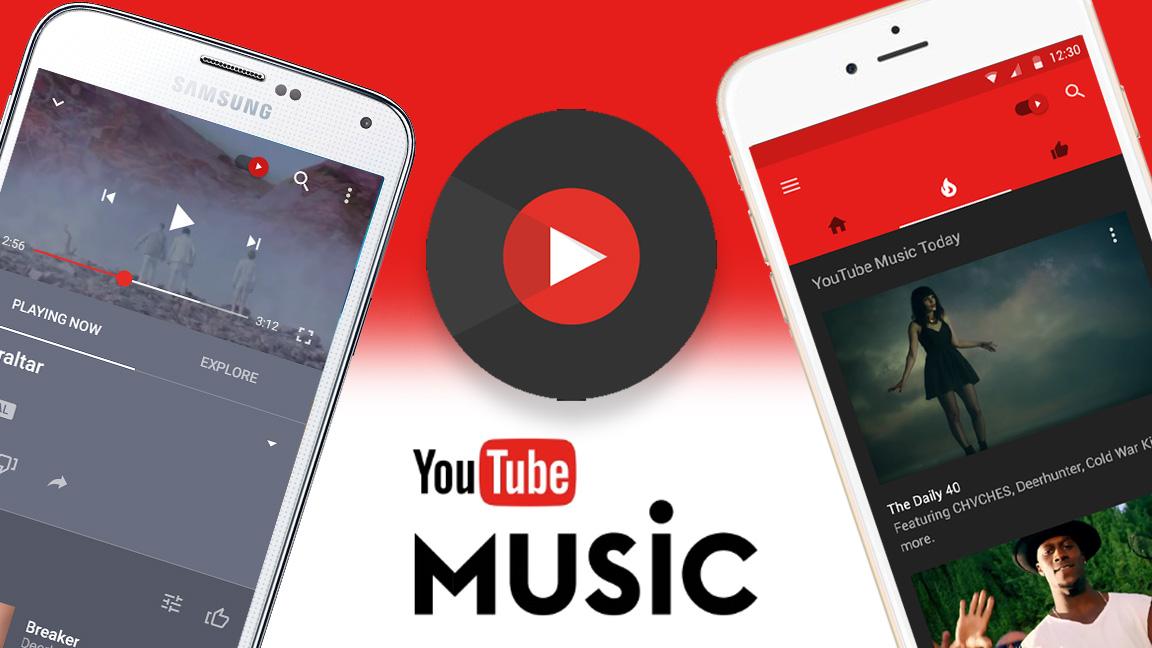 YouTube เตรียมเปิดให้บริการ Music Streaming เดือนมีนาคม 2018