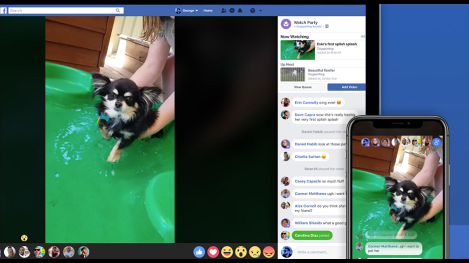 มาแล้ว! Facebook ทดสอบ Watch Party ดูวีดีโอพร้อมเพื่อนในกลุ่มเท่านั้น