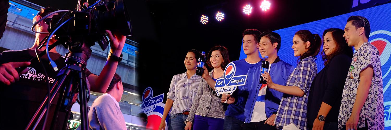 ครบ จบ เรื่อง Live ในที่เดียว กับ Thai Livestream ในงาน เป๊ปซี่ ปักหมุดซ่า ล่าร้านเด็ด